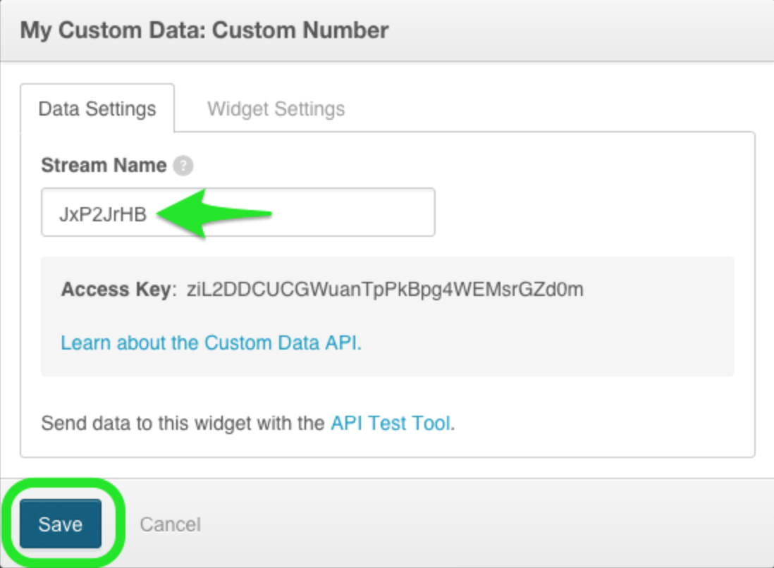 AppInsights] Data Sources - API: Push Data to AppInsights widgets